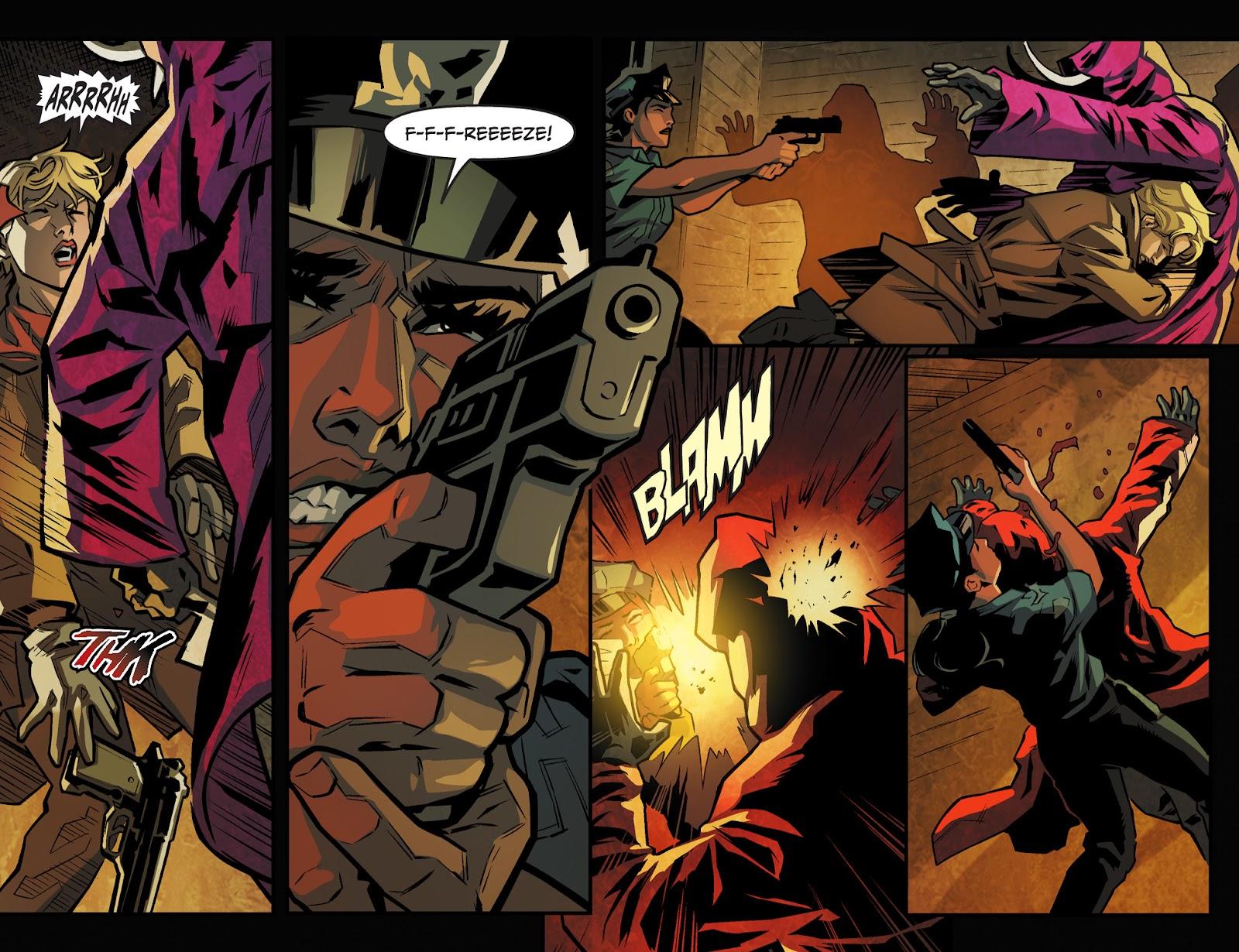 Injustice: Gods Among Us Year Four Issue #2 #3 - English 8