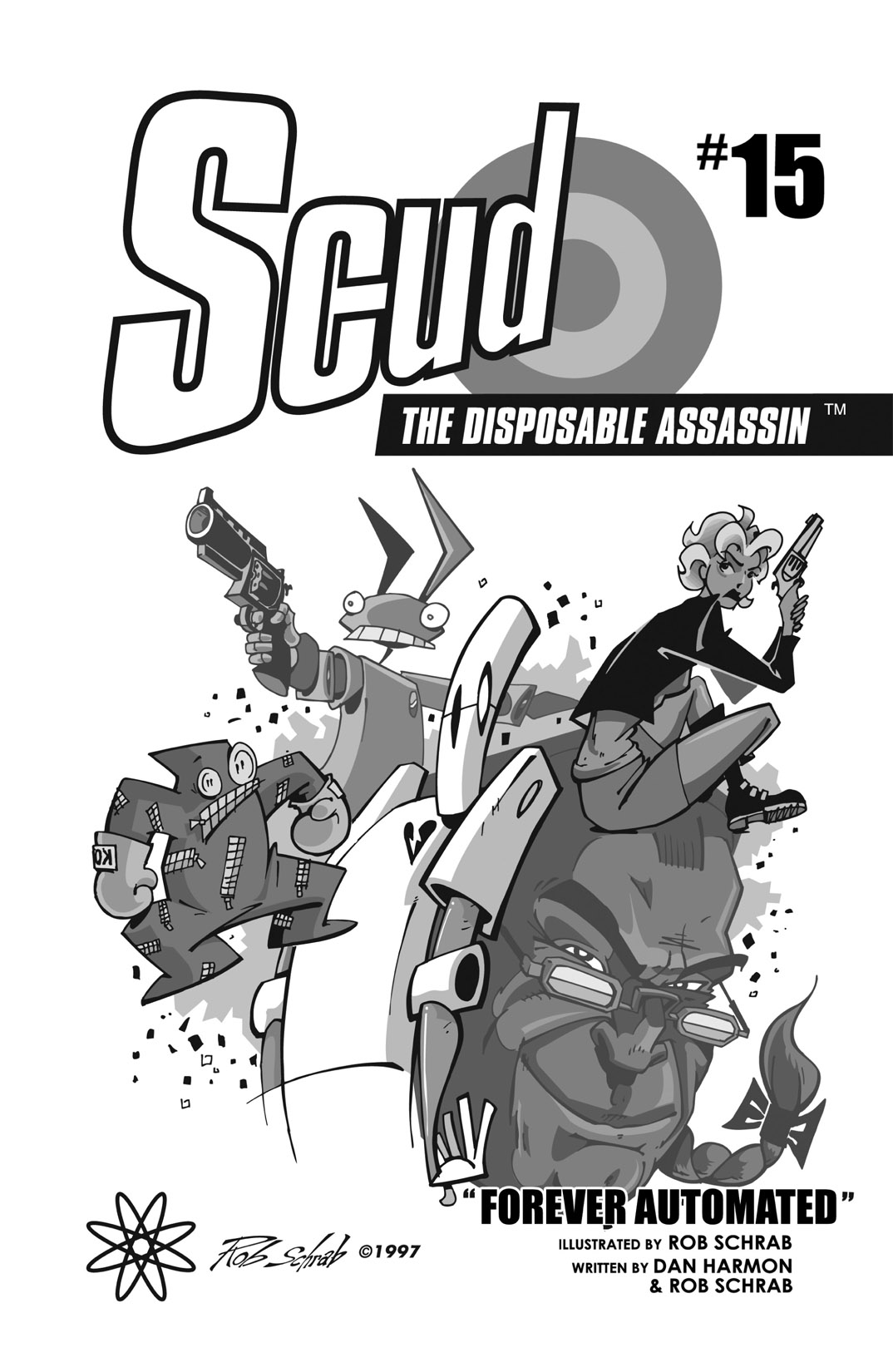 Read online Scud: The Disposable Assassin: The Whole Shebang comic -  Issue # TPB (Part 2) - 224
