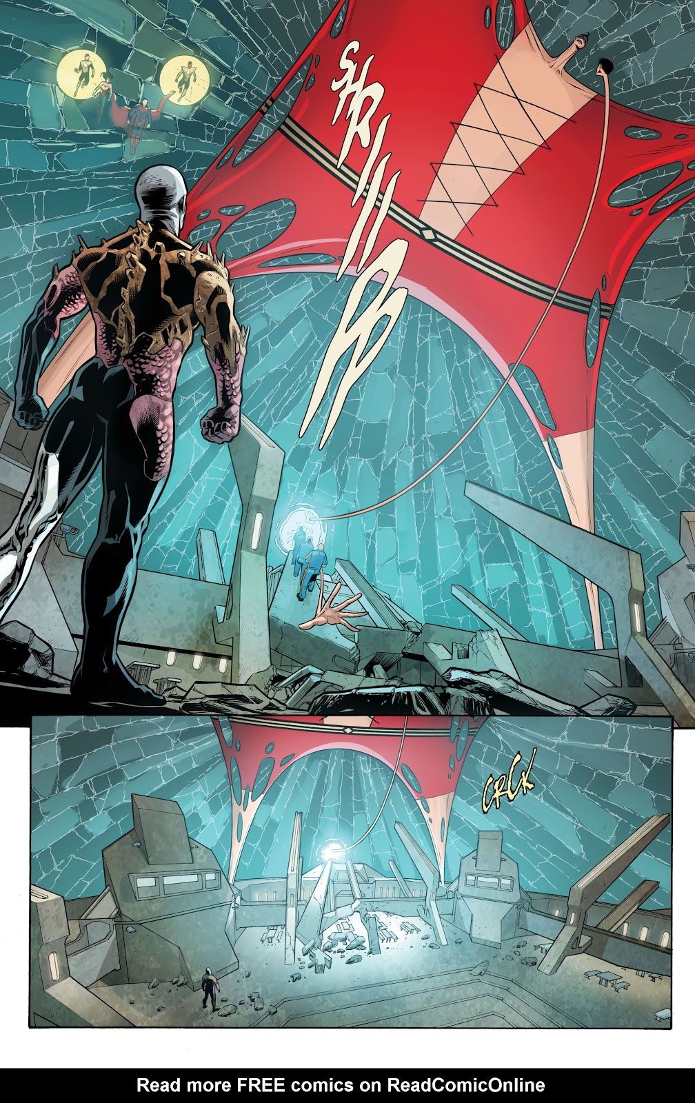 Injustice: Gods Among Us Year Four _Annual 1 #1 - English 36