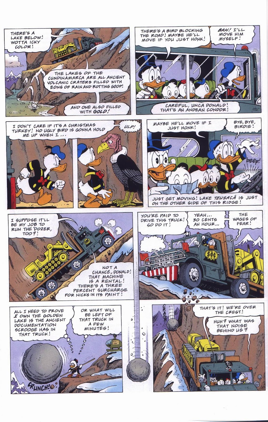 Uncle Scrooge (1953) Issue #311 #311 - English 20