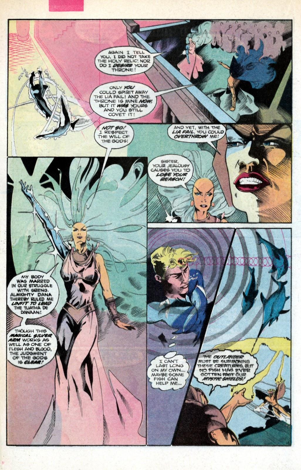 Aquaman (1986) Issue #2 #2 - English 20