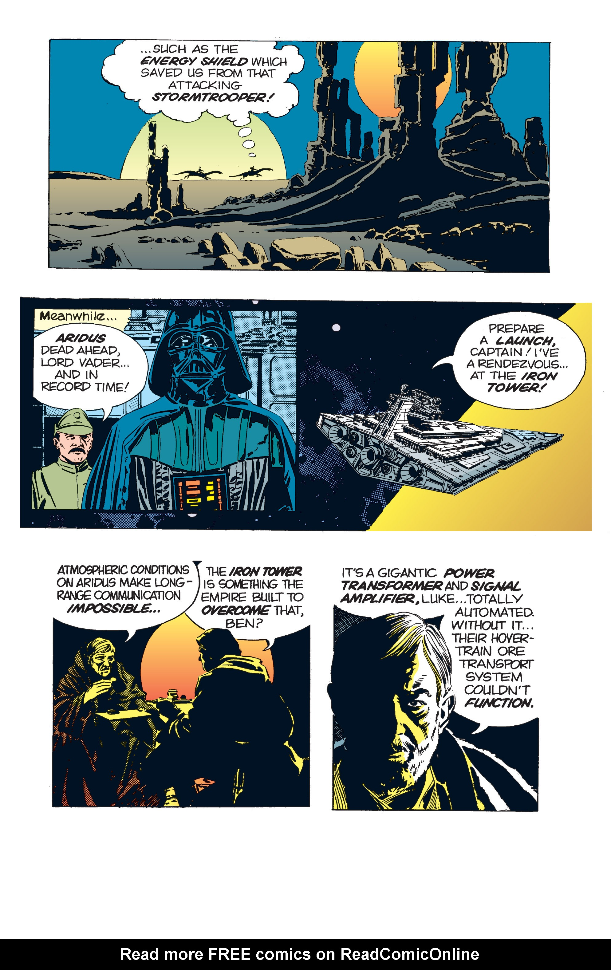 Classic Star Wars #10 #10 - English 24