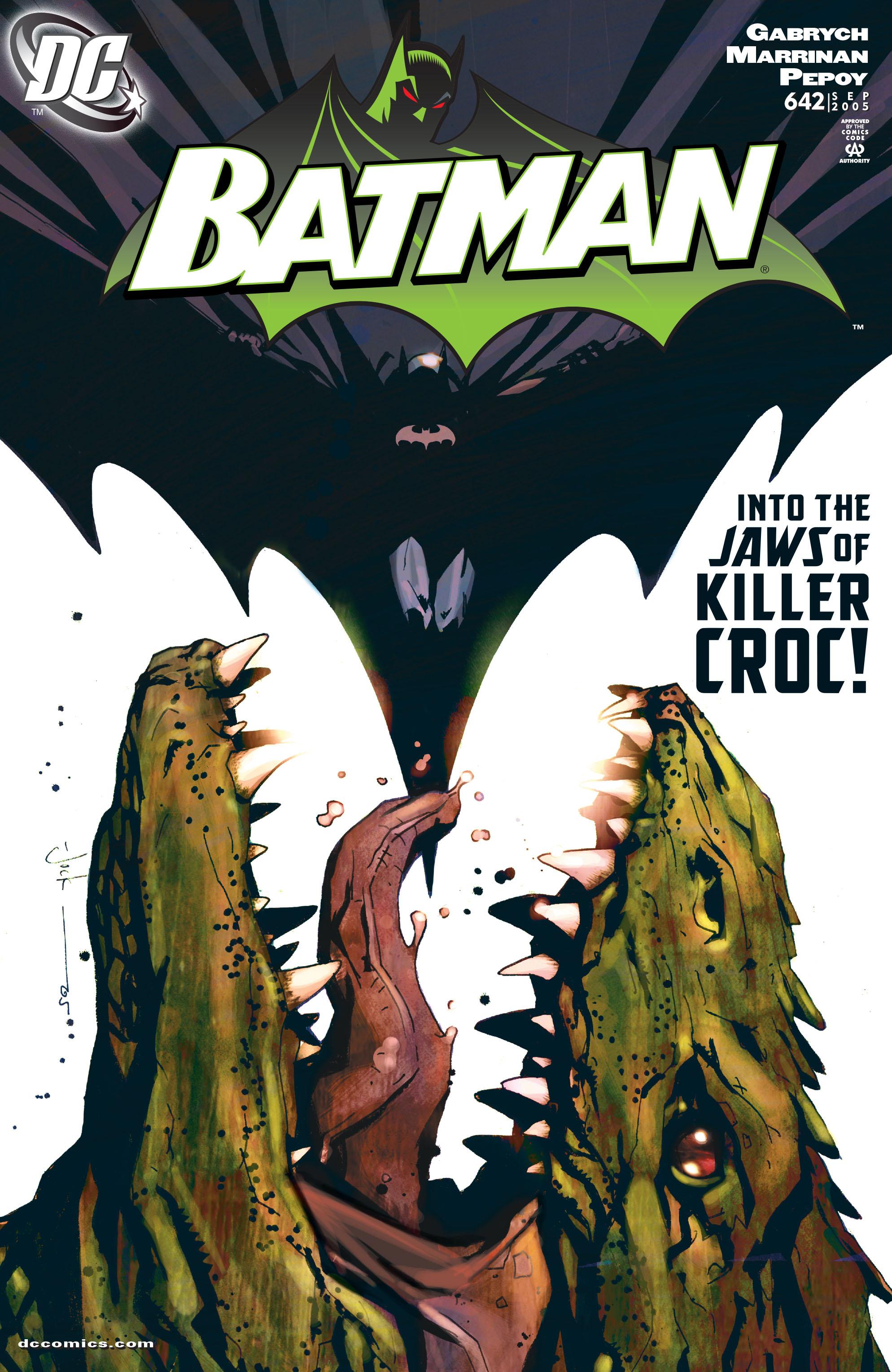 Batman (1940) 642 Page 1