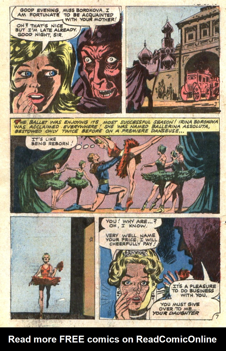 Read online Scary Tales comic -  Issue #4 - 18