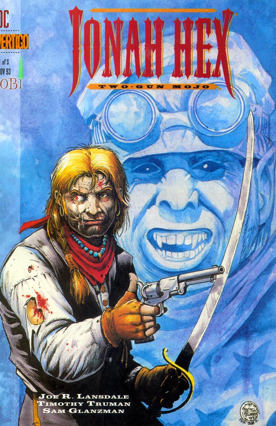 Jonah Hex: Two-Gun Mojo Issue #4 #4 - English 1