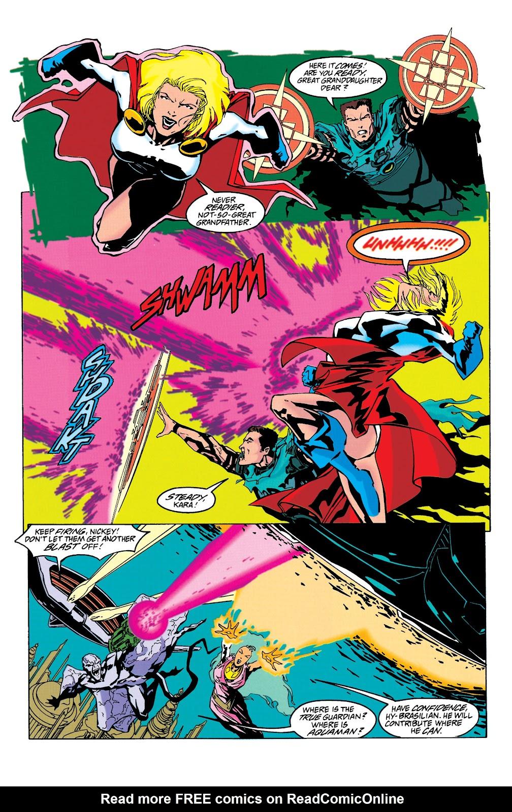 Aquaman (1994) Issue #24 #30 - English 8