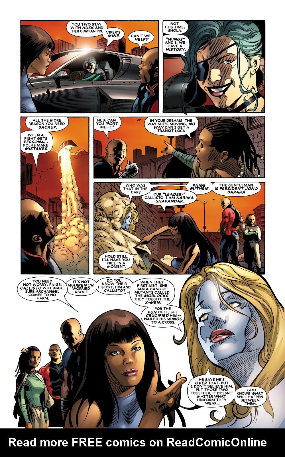 Excalibur (2004) Issue #12 #12 - English 10
