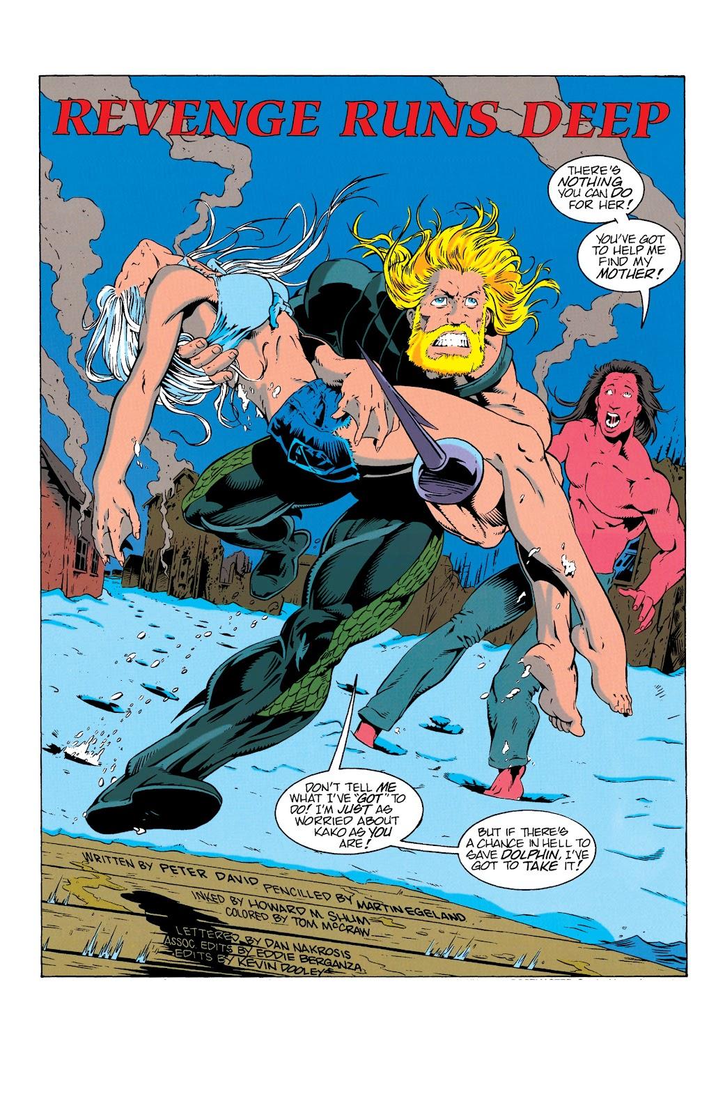 Aquaman (1994) Issue #7 #13 - English 2