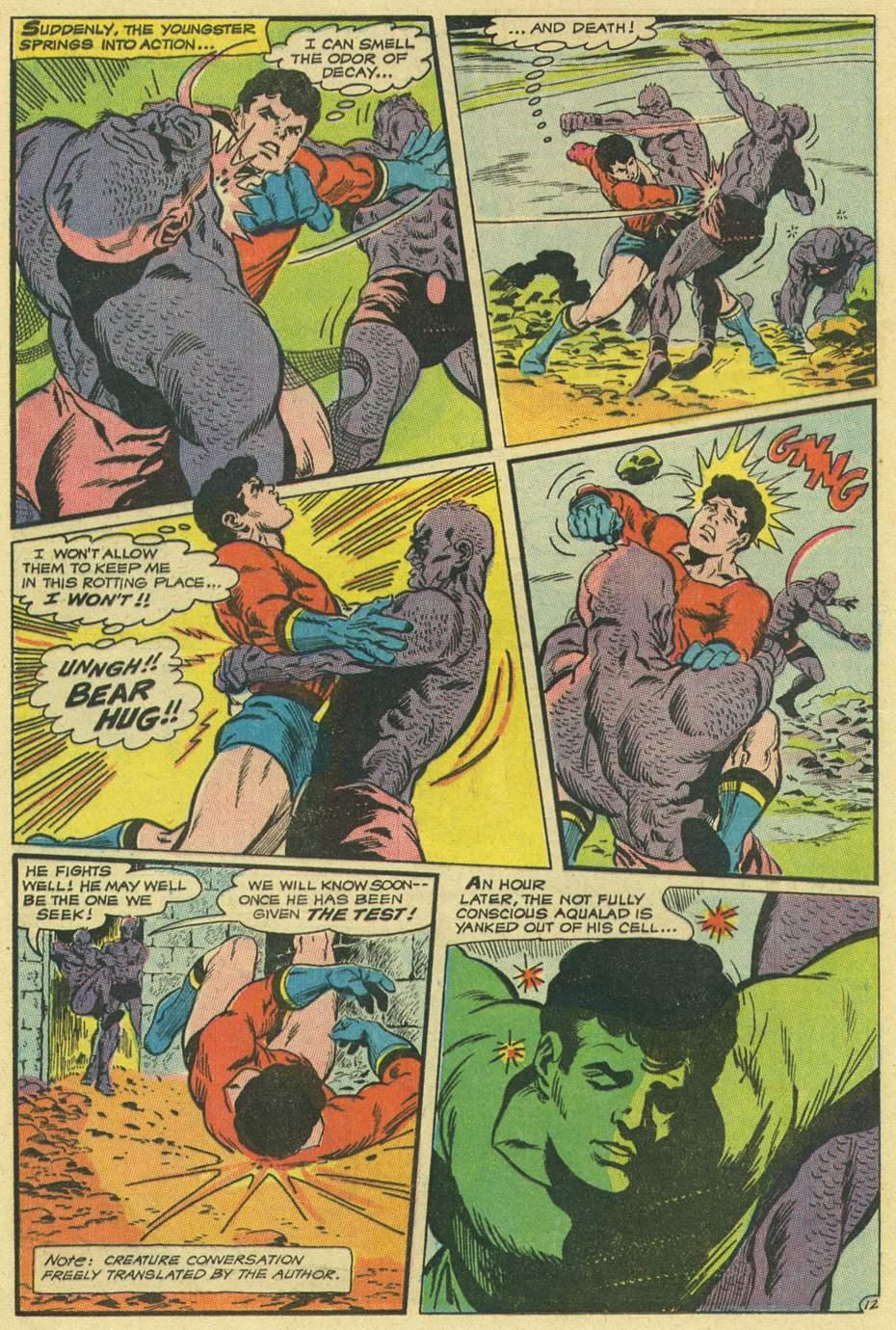 Aquaman (1962) Issue #43 #43 - English 16