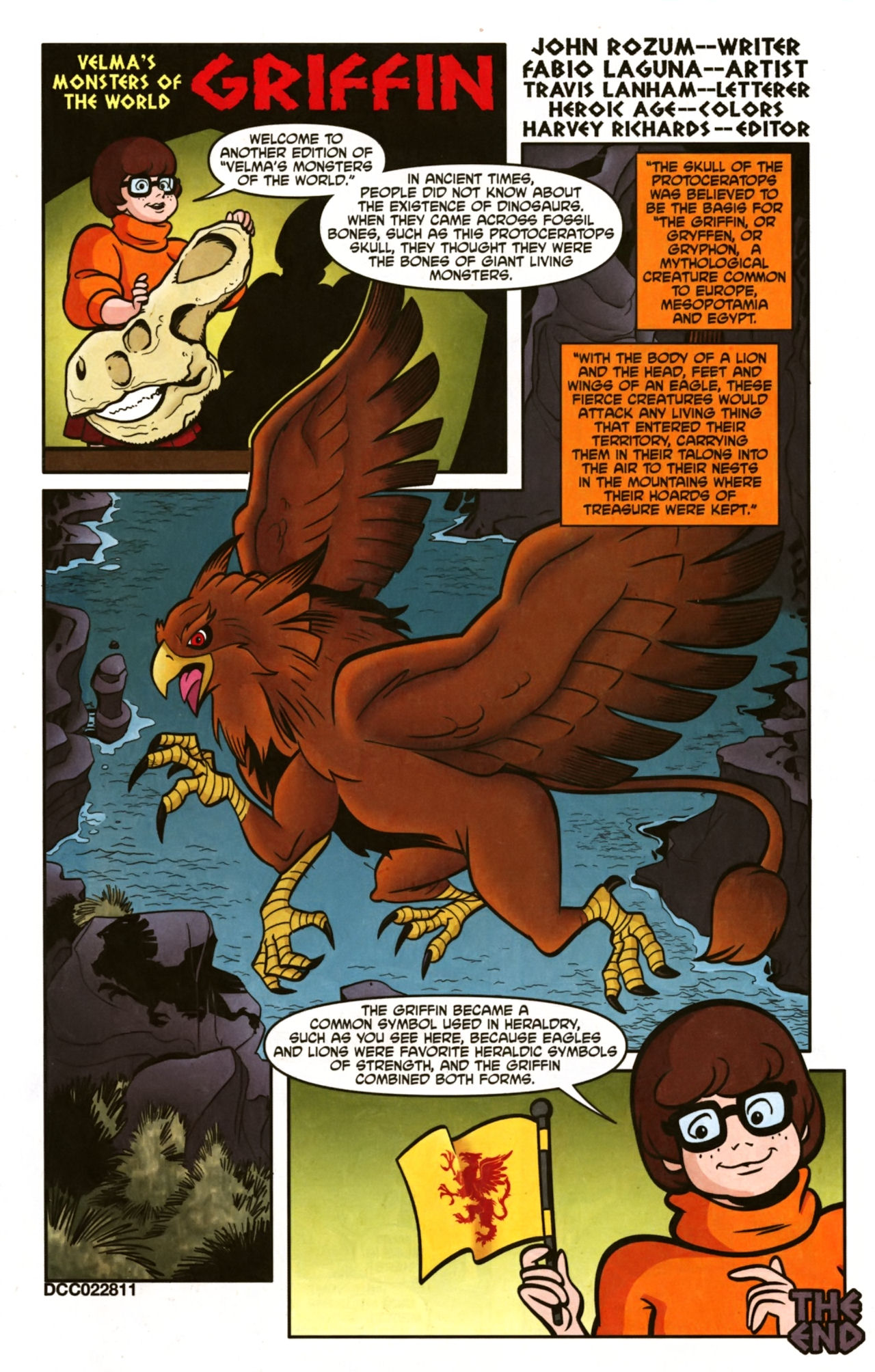 Read online Scooby-Doo (1997) comic -  Issue #157 - 21