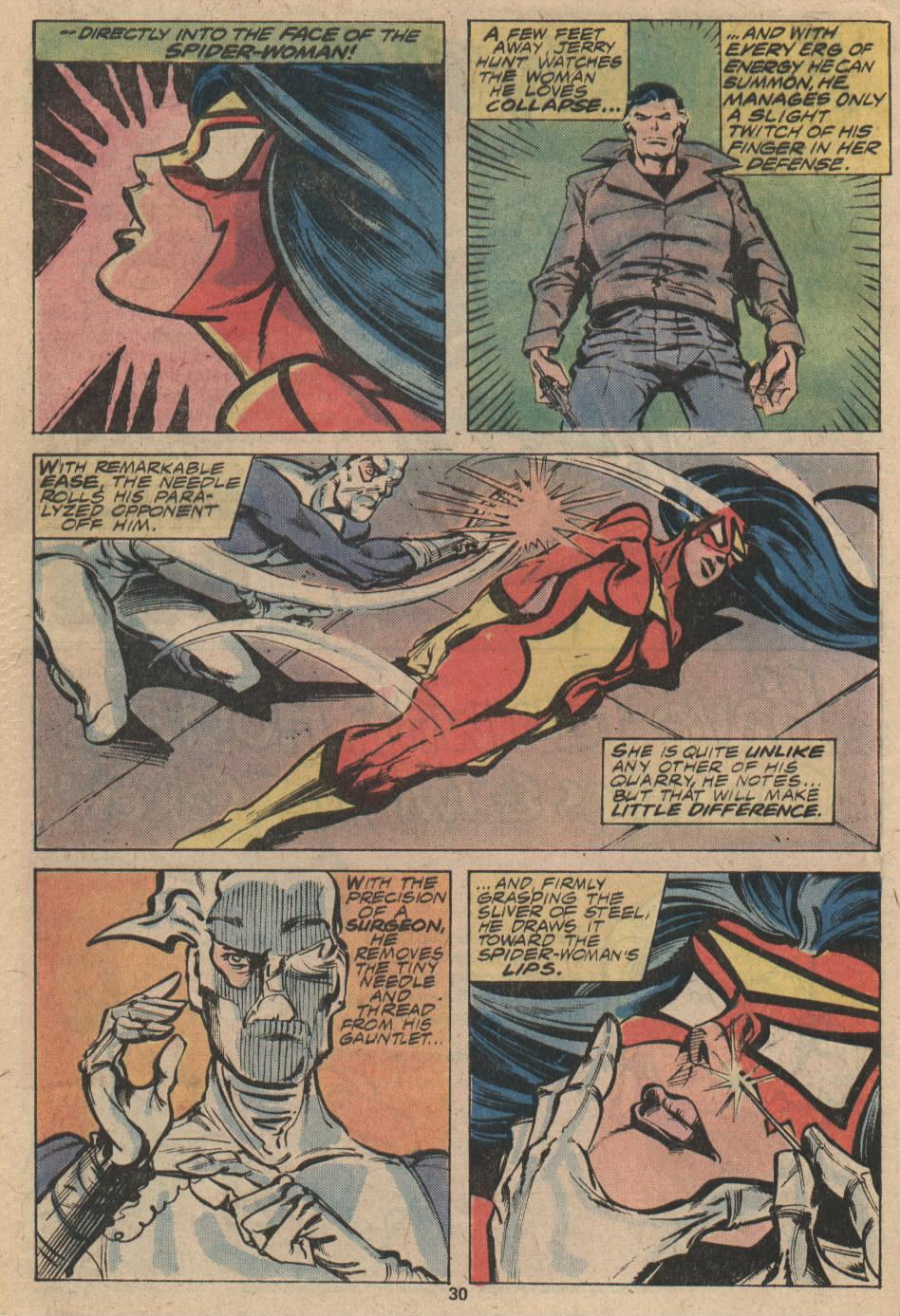 Spider-Woman (1978) #9 #42 - English 18