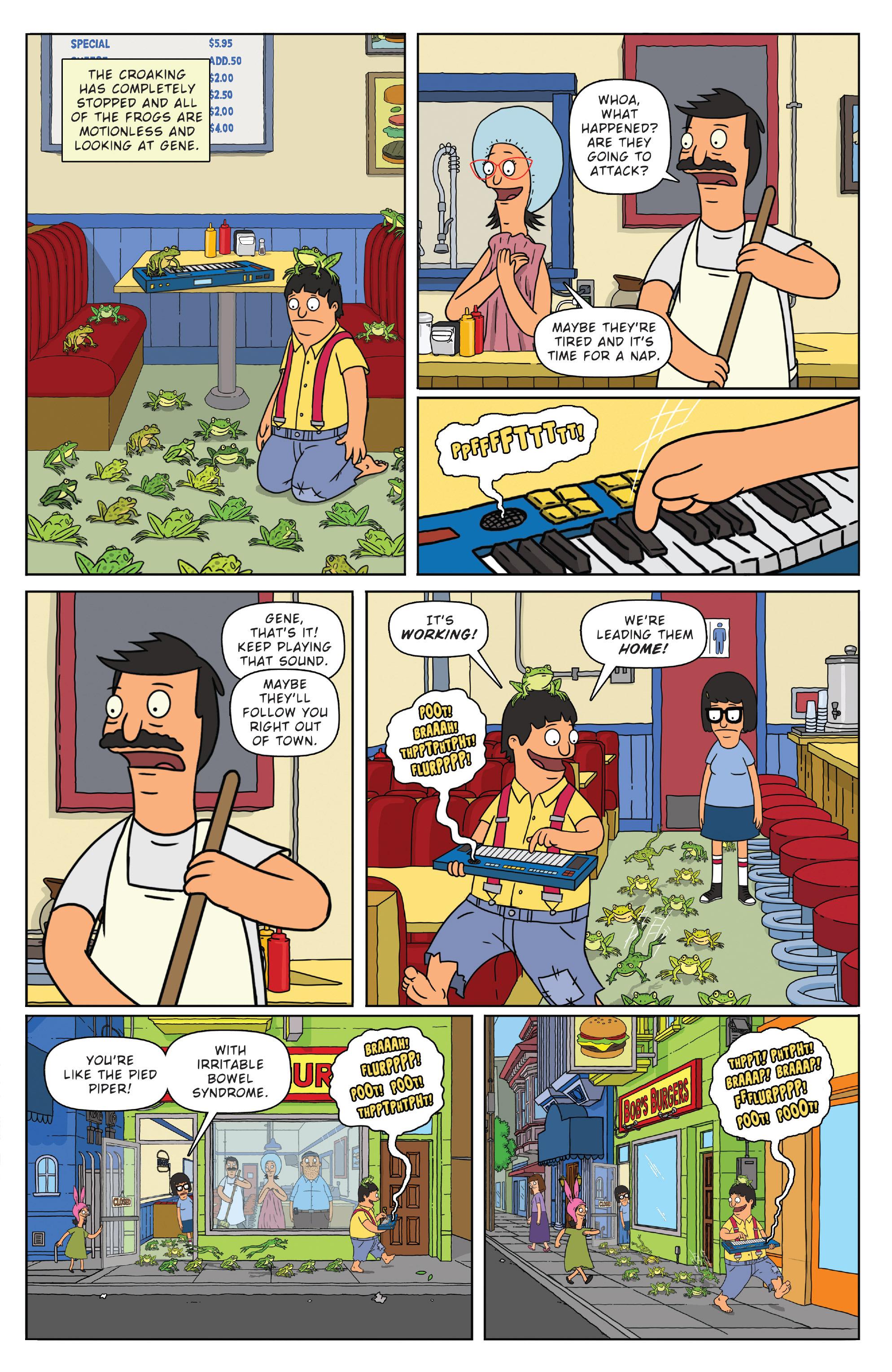 Read online Bob's Burgers (2014) comic -  Issue #3 - 23