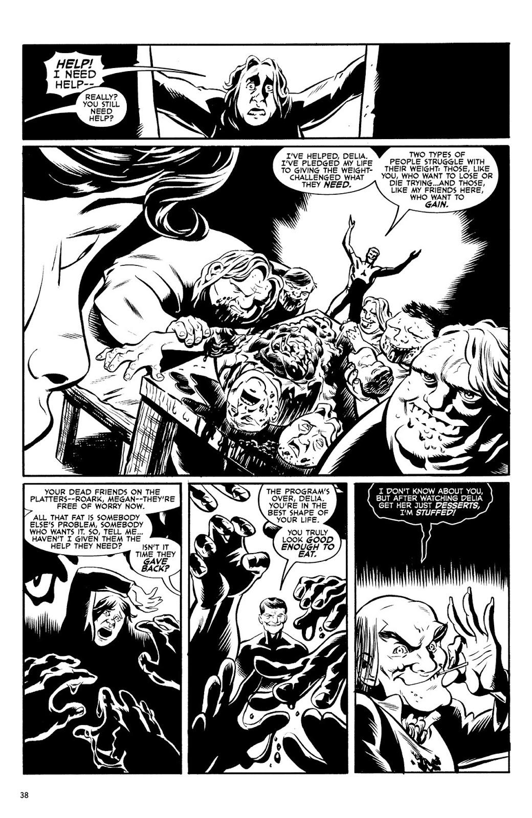 Creepy (2009) Issue #1 #1 - English 40