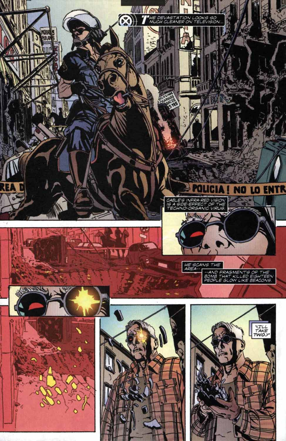 Cable (1993) 97 Page 19