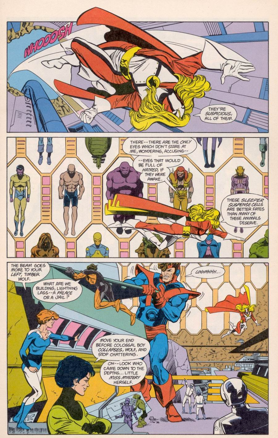 Tales of the Legion Issue #347 #34 - English 6