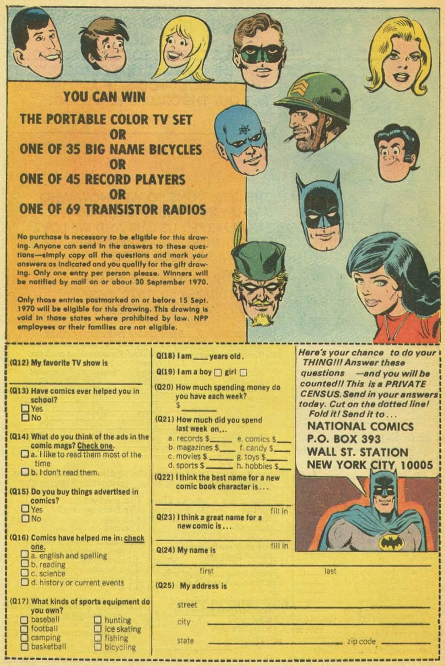 Aquaman (1962) Issue #53 #53 - English 28