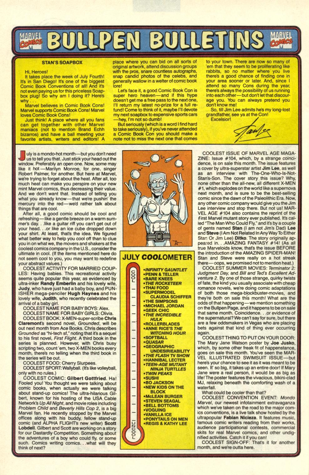Alpha Flight (1983) 100 Page 32