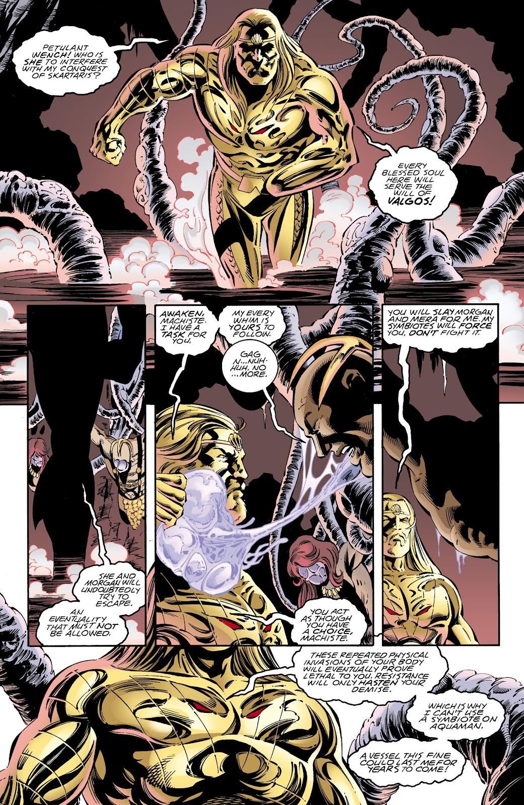 Aquaman (1994) Issue #73 #79 - English 8