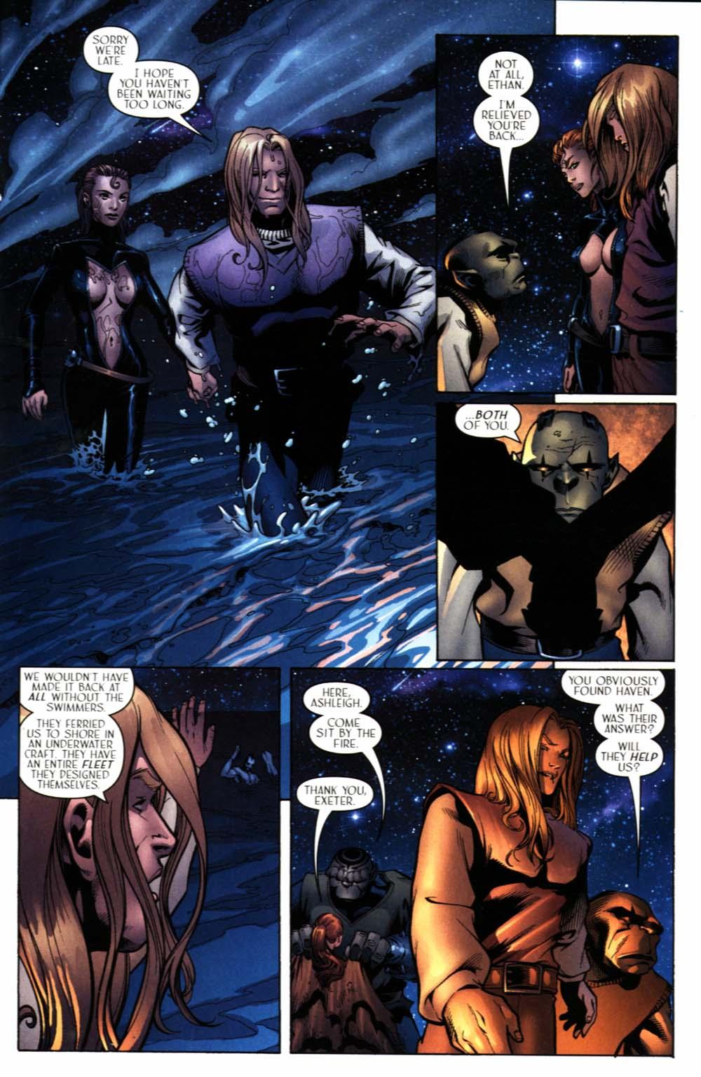 Read online Scion comic -  Issue #22 - 27