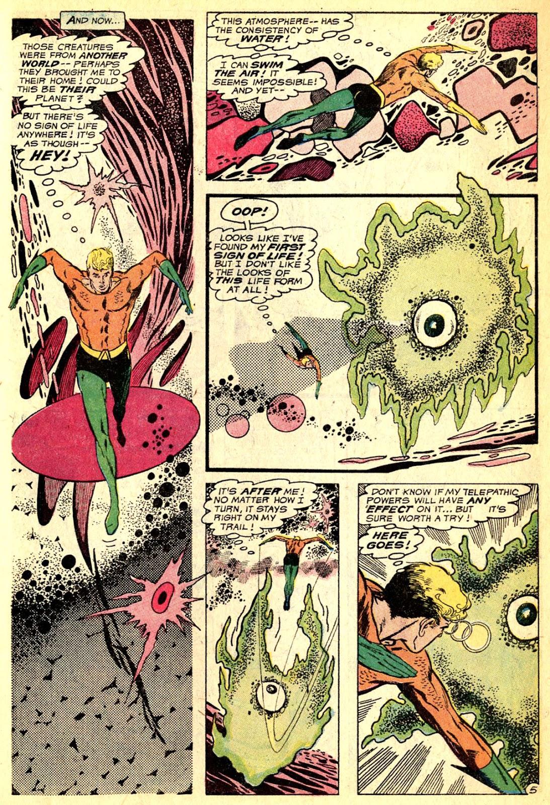 Aquaman (1962) Issue #50 #50 - English 7