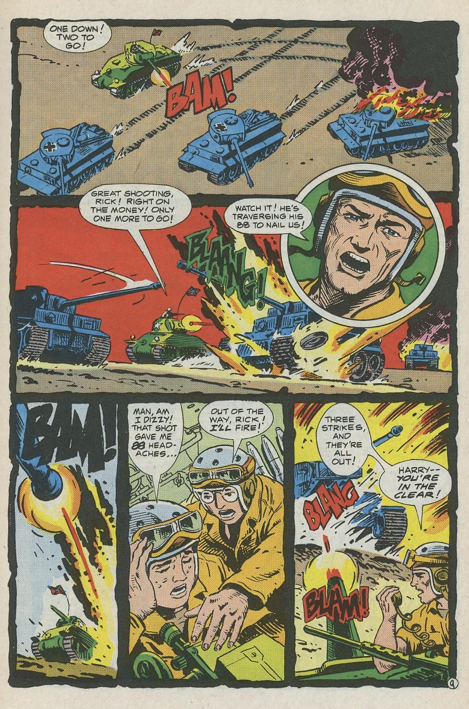 G.I. Combat (1952) Issue #288 #288 - English 14