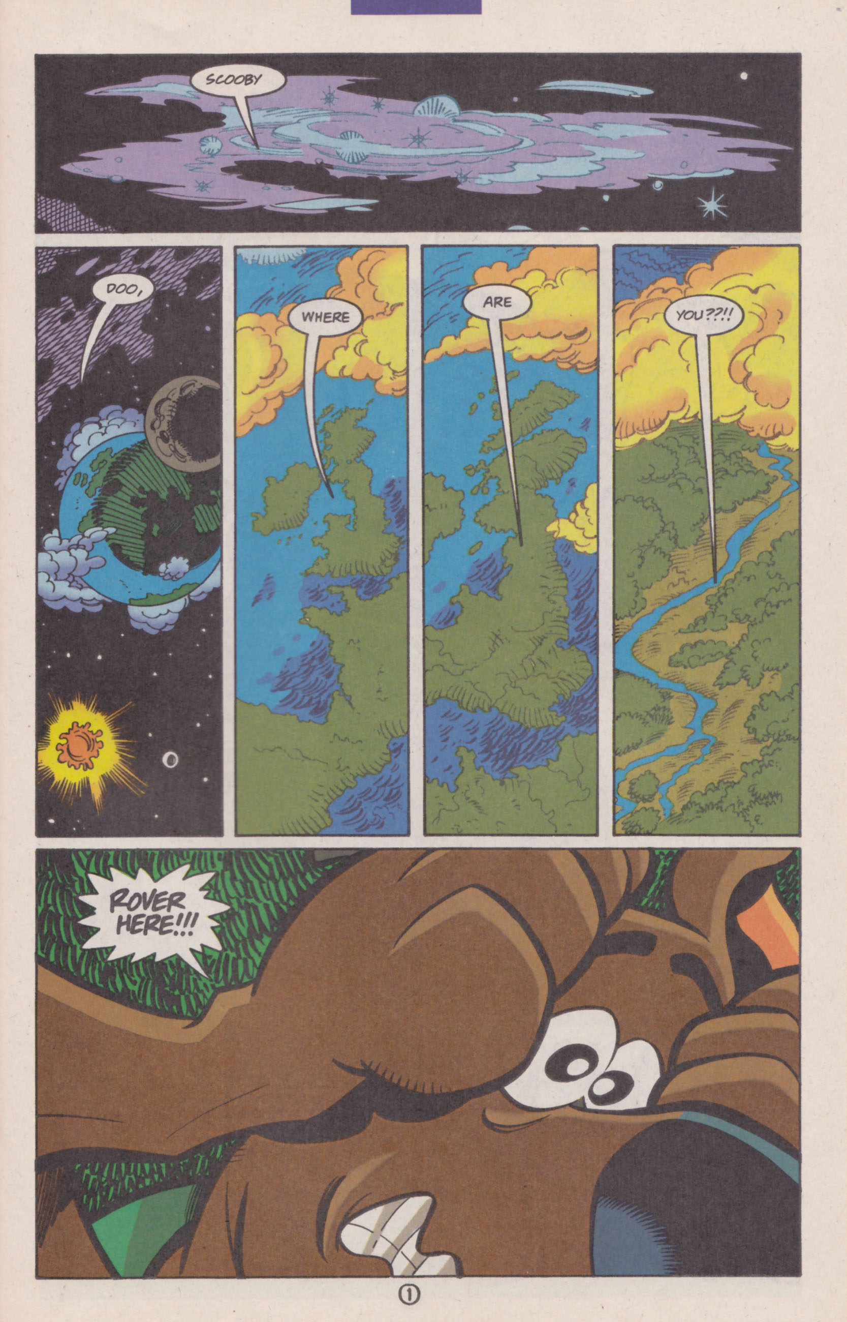 Read online Scooby-Doo (1997) comic -  Issue #14 - 16