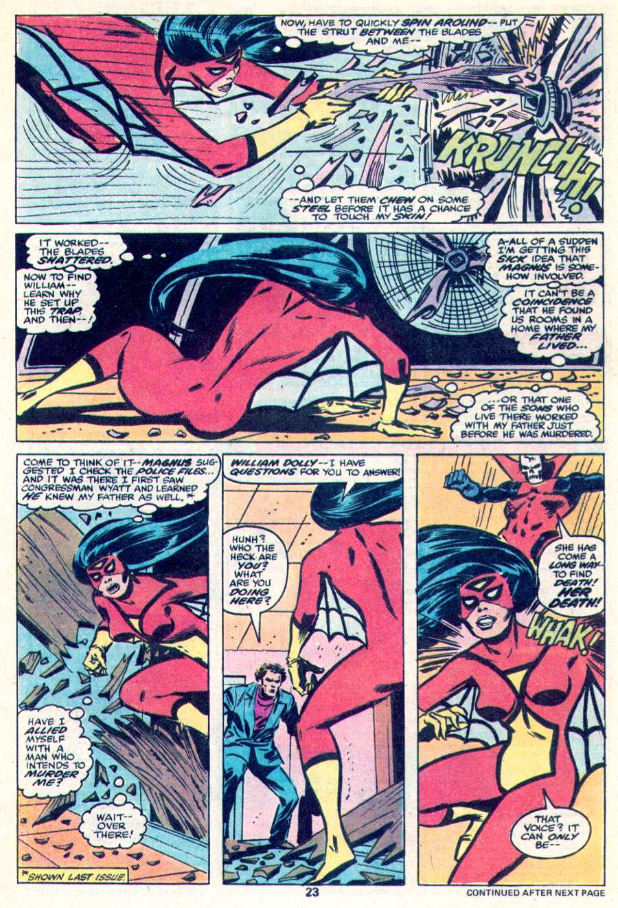 Spider-Woman (1978) Issue #4 #4 - English 15