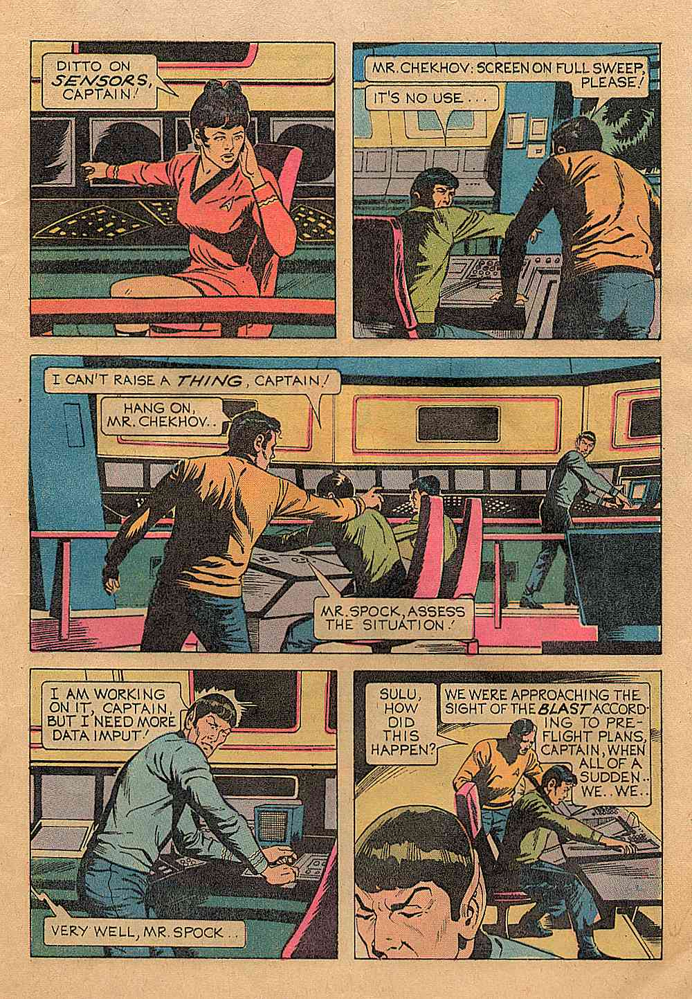 Star Trek (1967) Issue #33 #33 - English 7