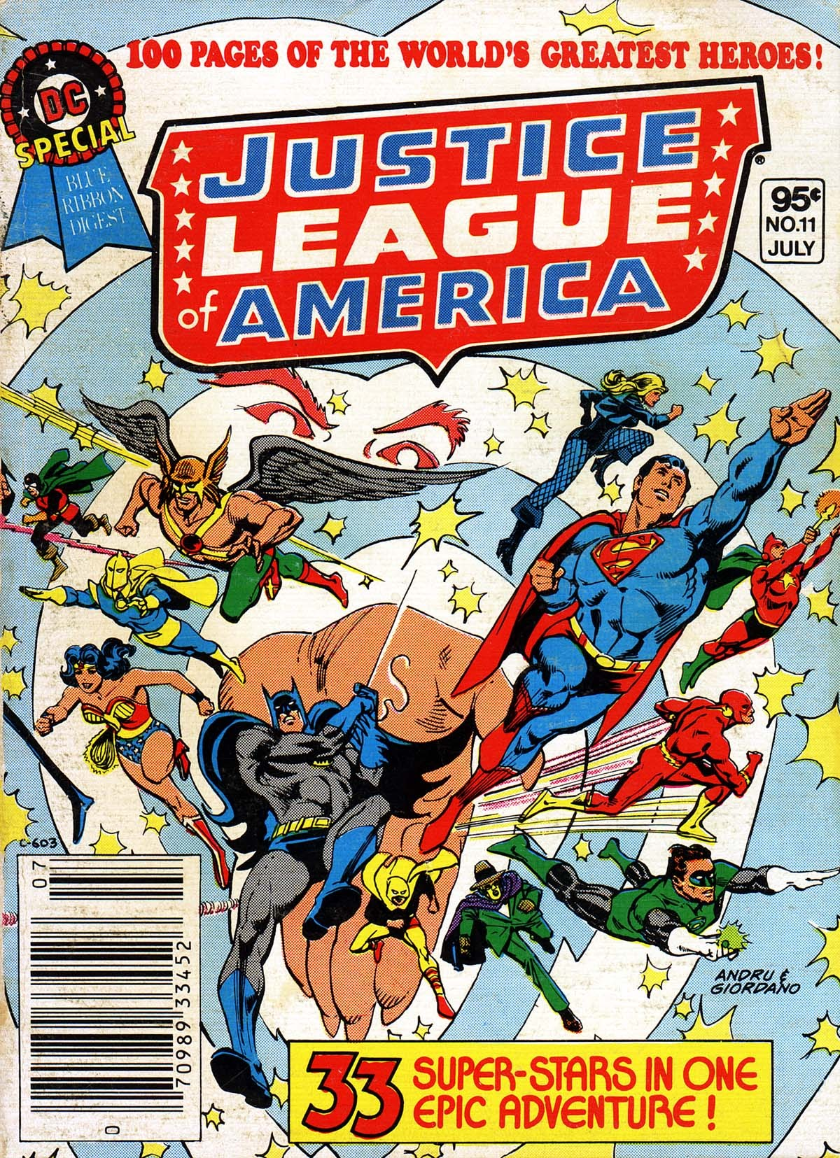 DC Special Blue Ribbon Digest 11 Page 1