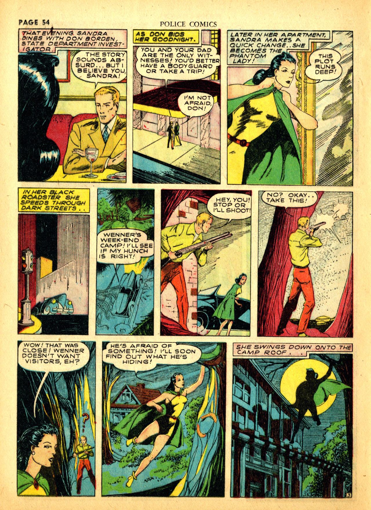 Police Comics #1 #127 - English 57