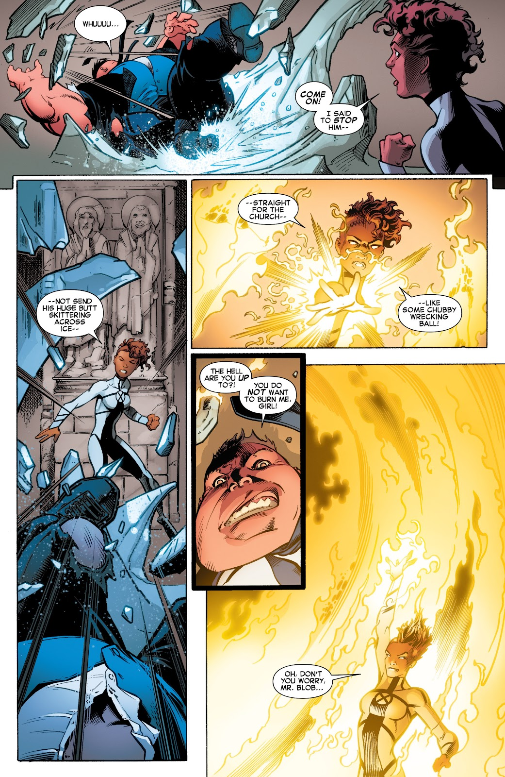 All-New X-Men (2016) Issue #6 #8 - English 5