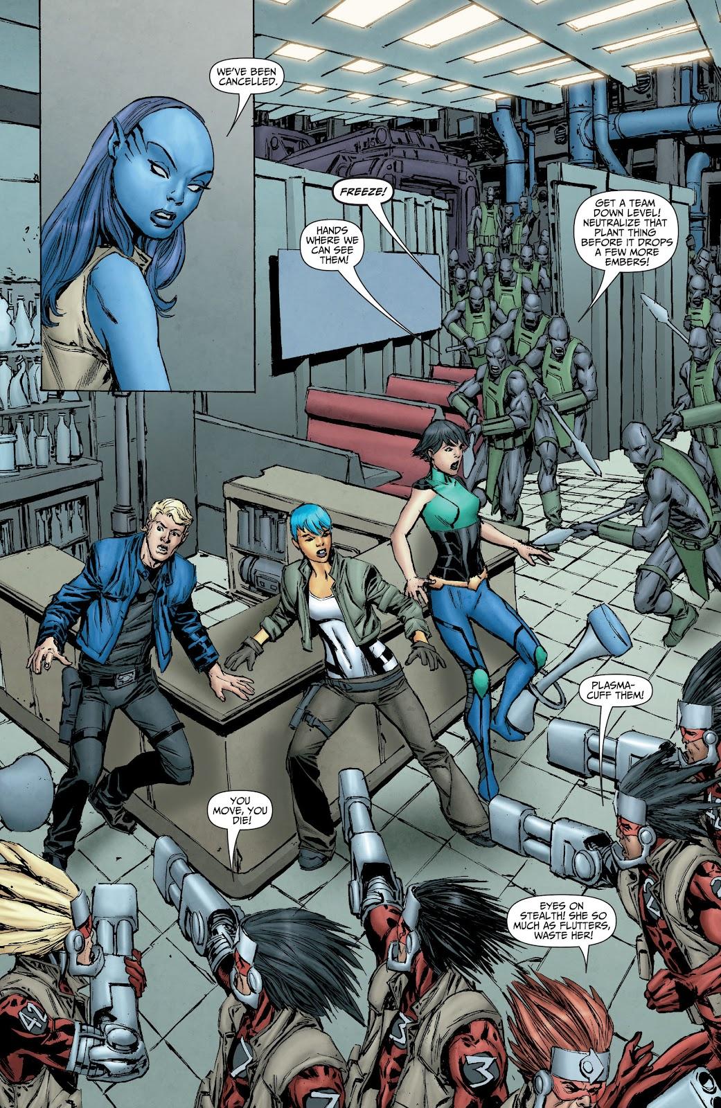 Threshold (2013) Issue #8 #8 - English 6