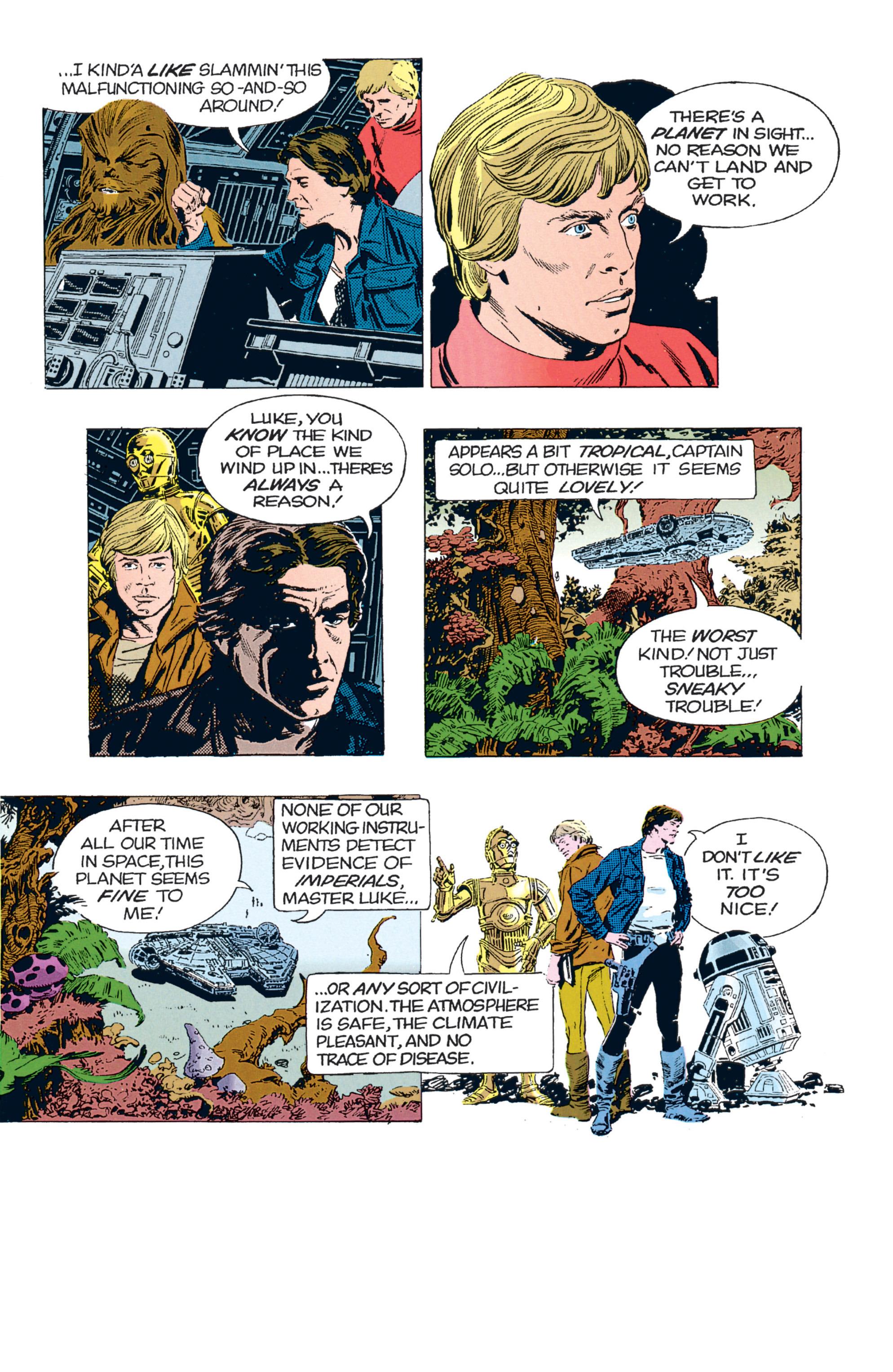 Classic Star Wars #17 #17 - English 14
