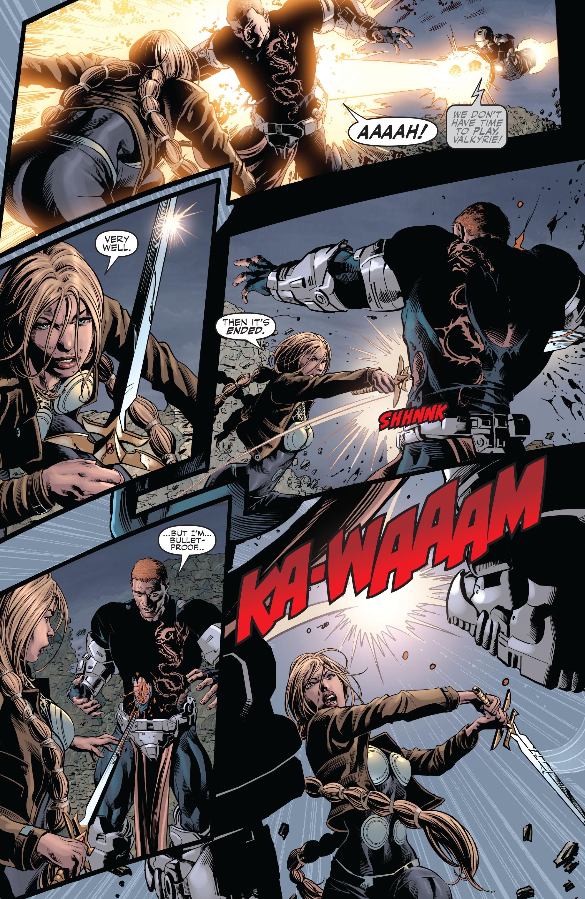 Read online Secret Avengers (2010) comic -  Issue #10 - 20