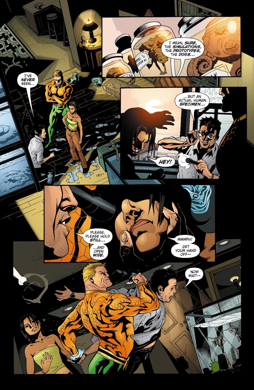 Aquaman (2003) Issue #19 #19 - English 5