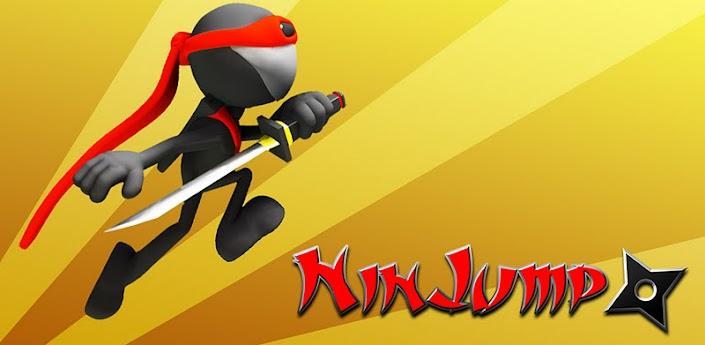 Os jogos mais viciantes para android  - Ninjump