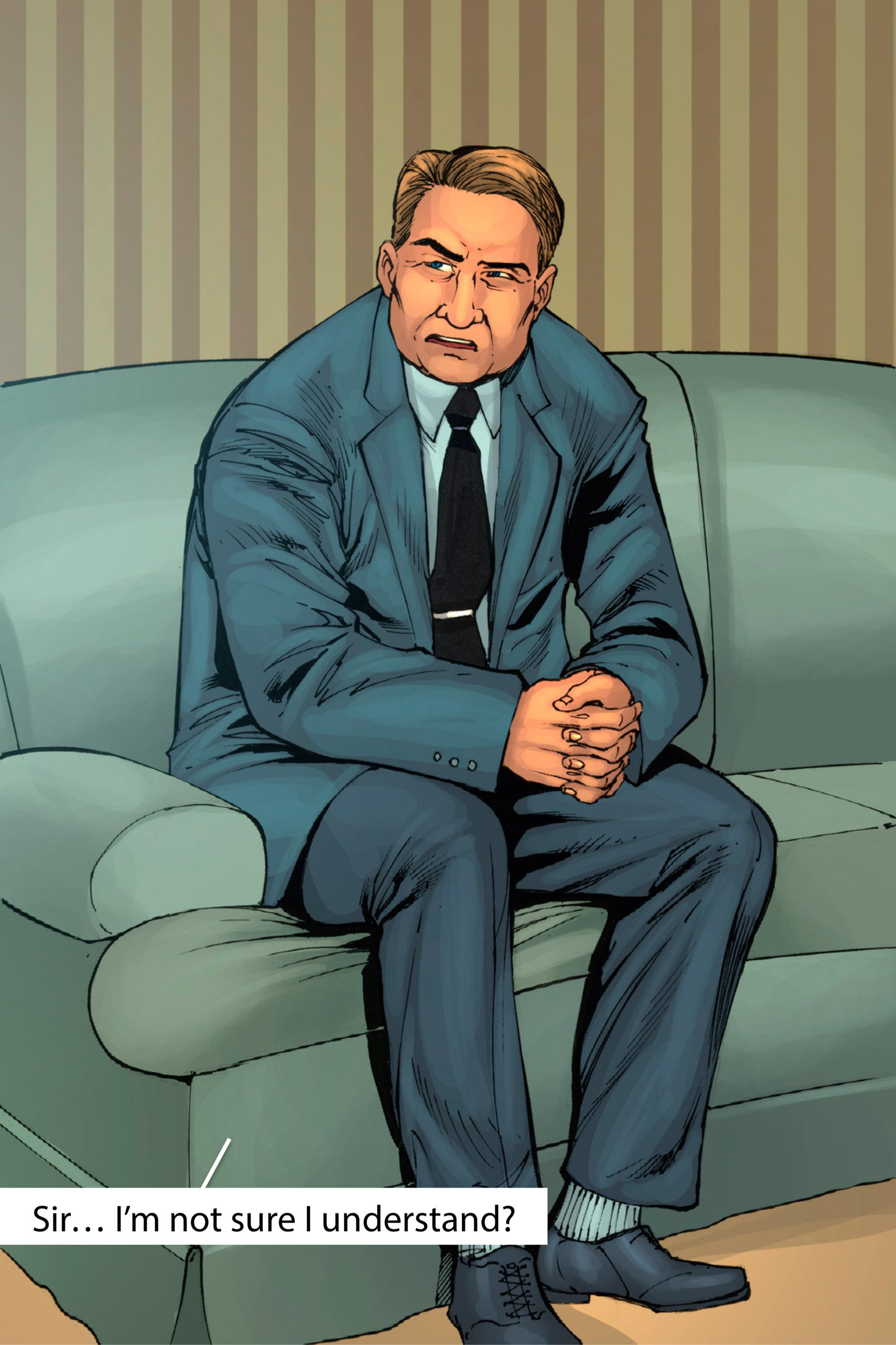 Read online Z-Men comic -  Issue #1 - 51