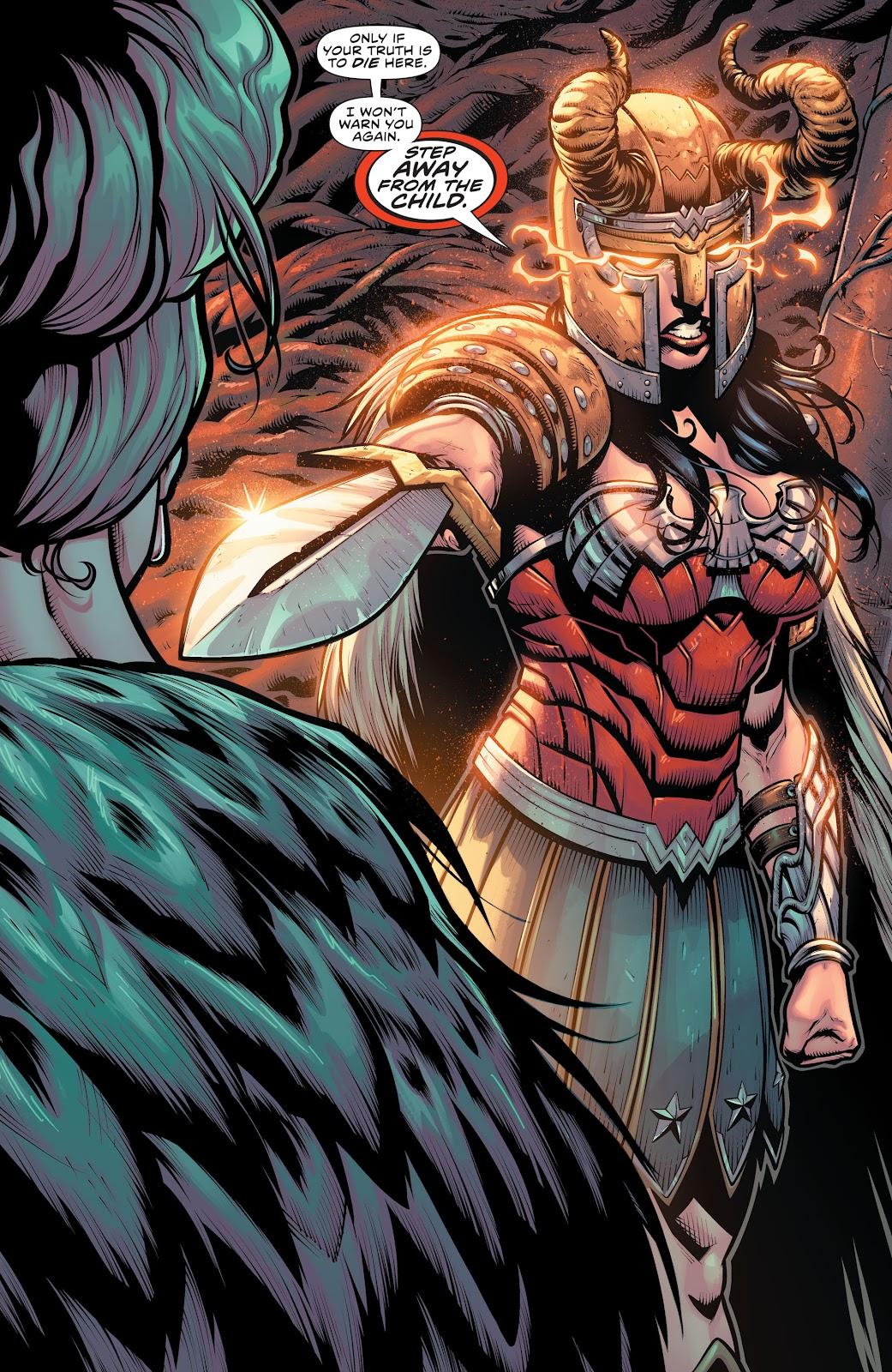 Wonder Woman (2011) Issue #52 #56 - English 17