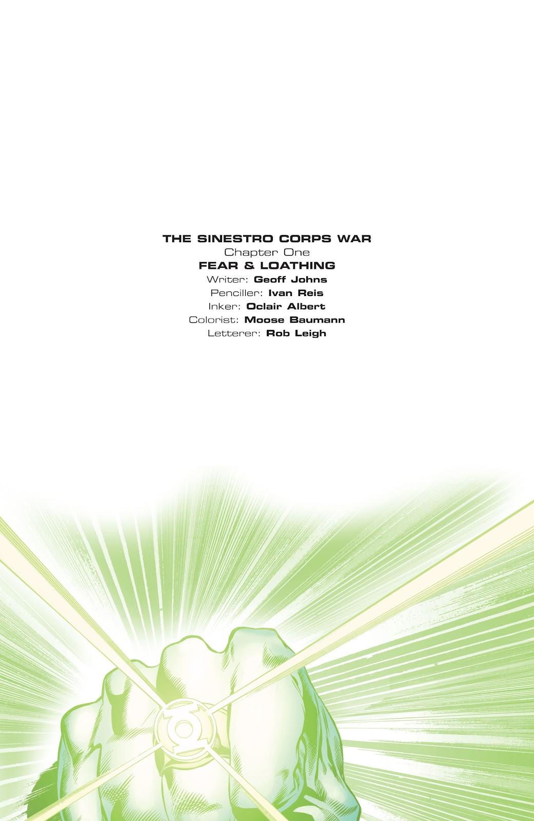 Green Lantern: The Sinestro Corps War Full #1 - English 51