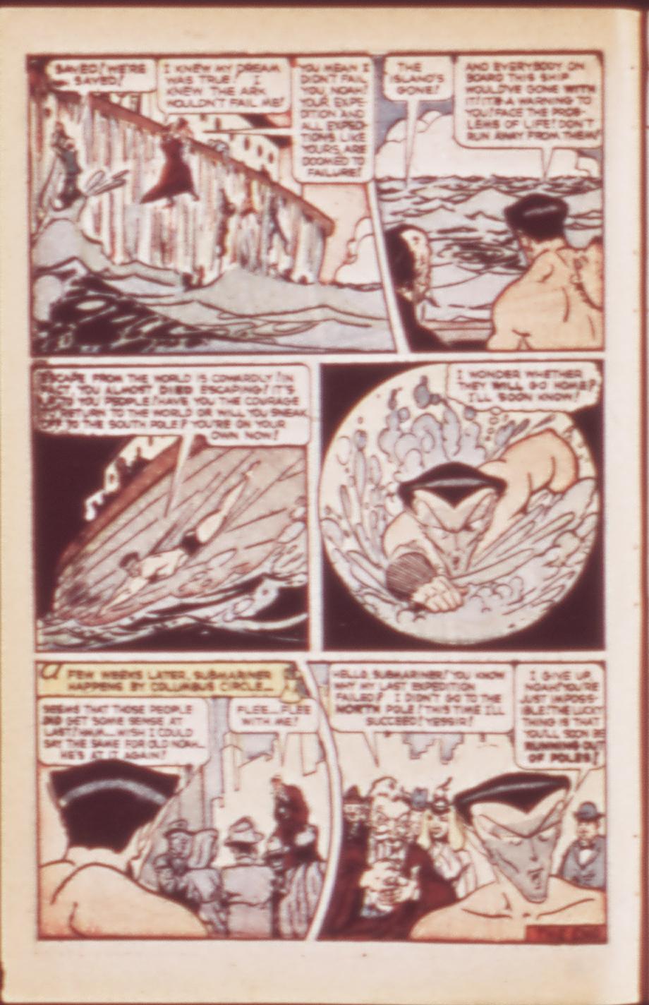 Sub-Mariner Comics Issue #19 #19 - English 40