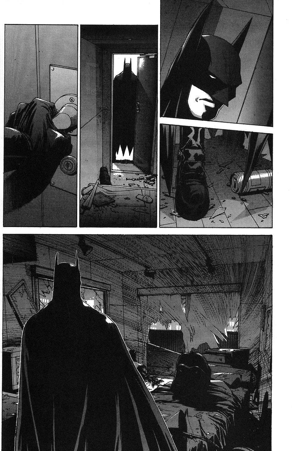 Read online Batman: Child of Dreams comic -  Issue # Full - 249