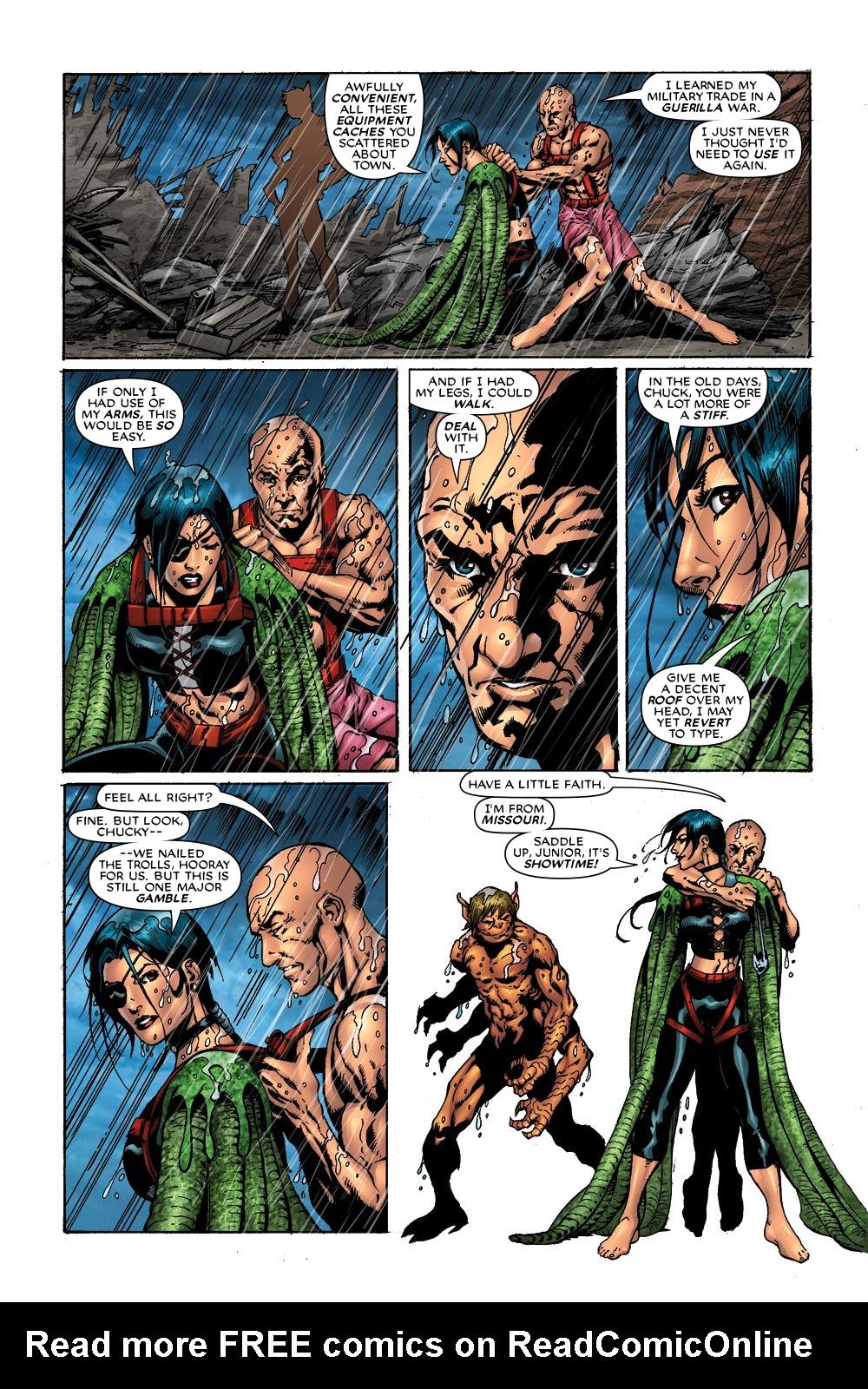 Excalibur (2004) Issue #7 #7 - English 19
