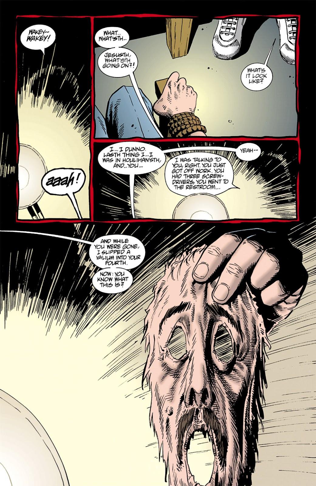 Preacher Issue #5 #14 - English 8