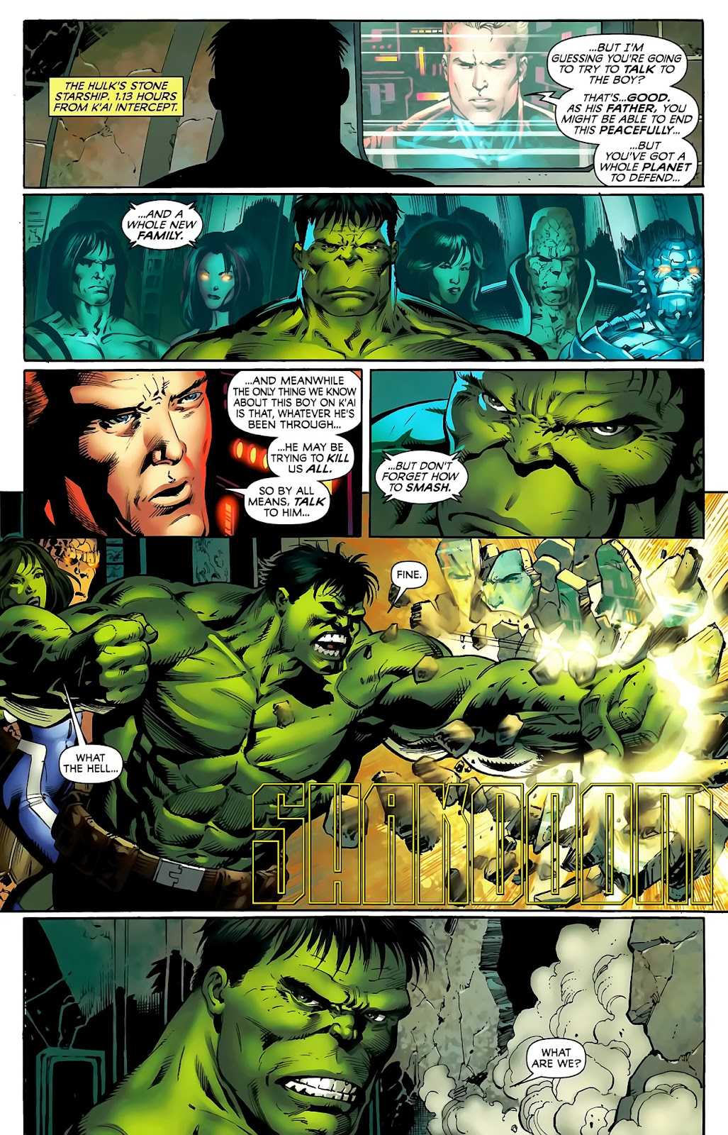Incredible Hulks (2010) Issue #615 #5 - English 4