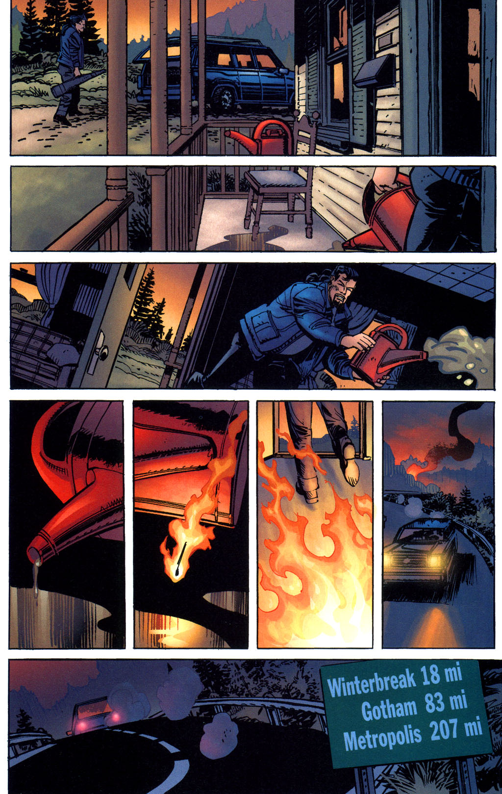 Batman: Death and the Maidens 6 Page 6