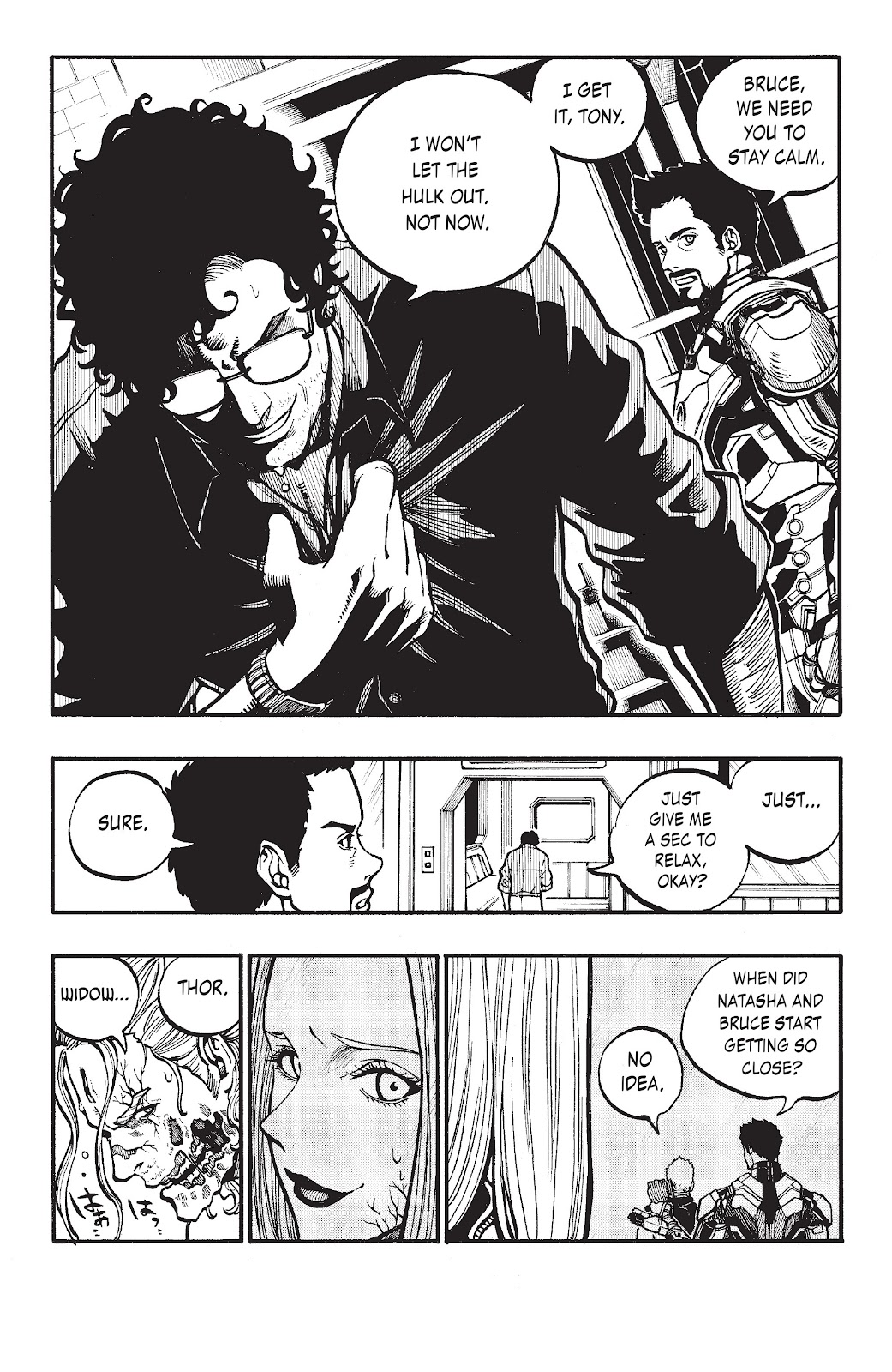Zombies Assemble Issue #1 Page 39