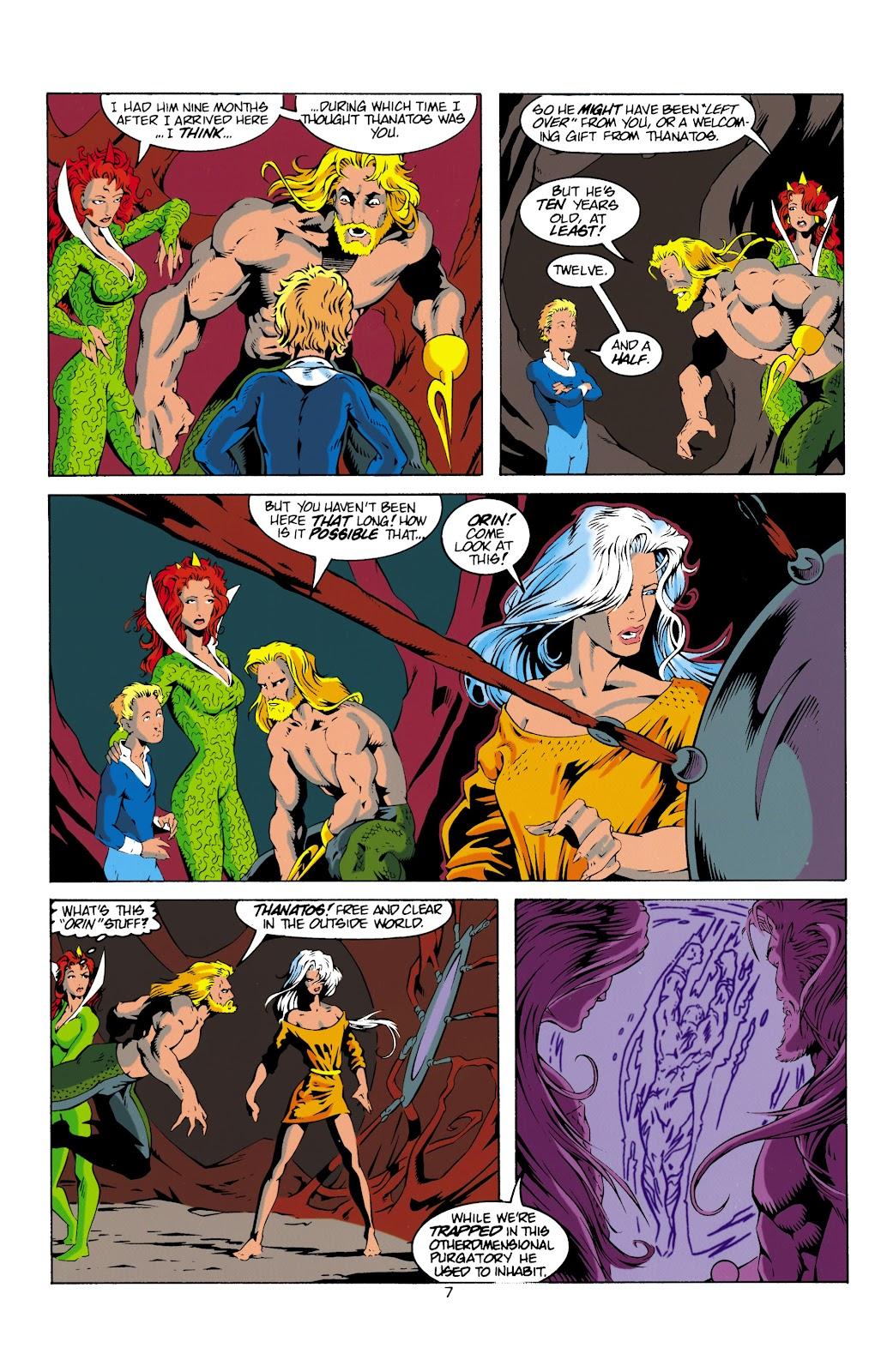 Aquaman (1994) Issue #14 #20 - English 8