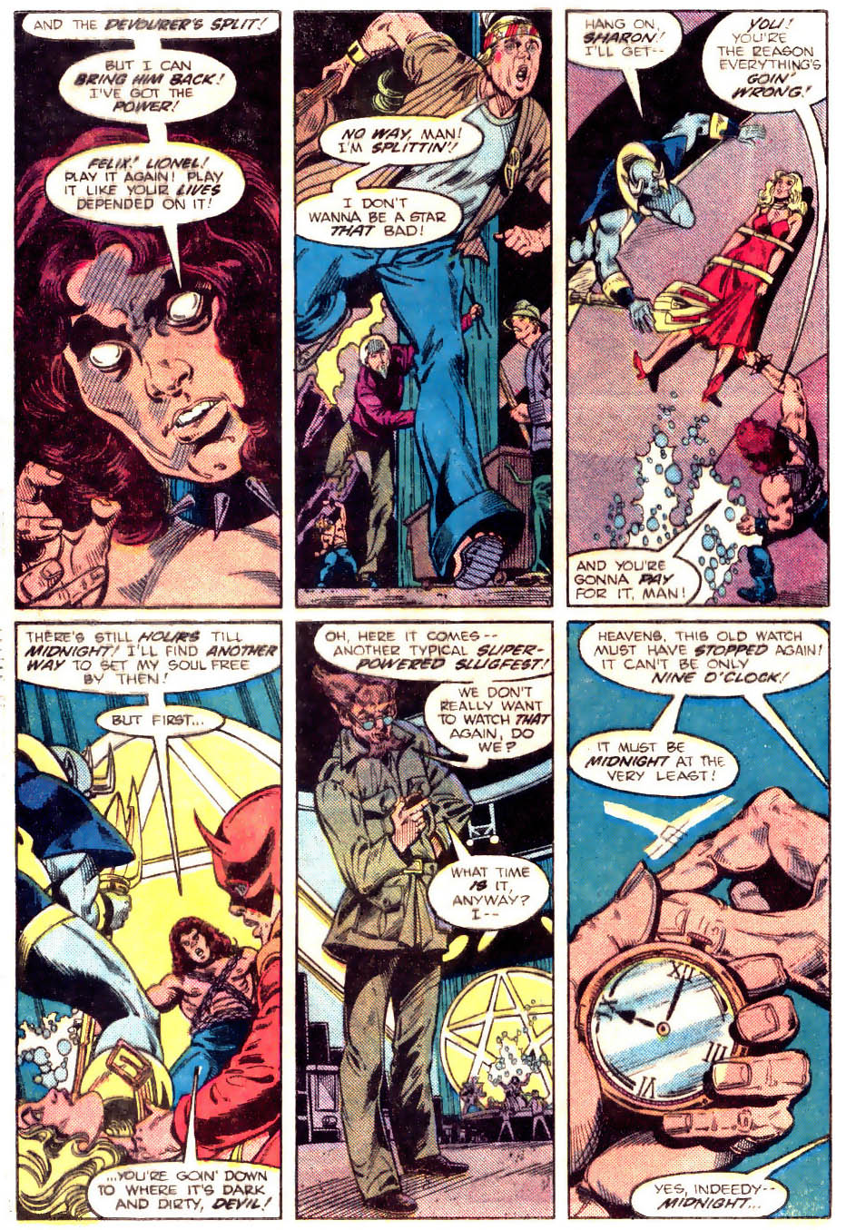 Blue Devil 20 Page 20