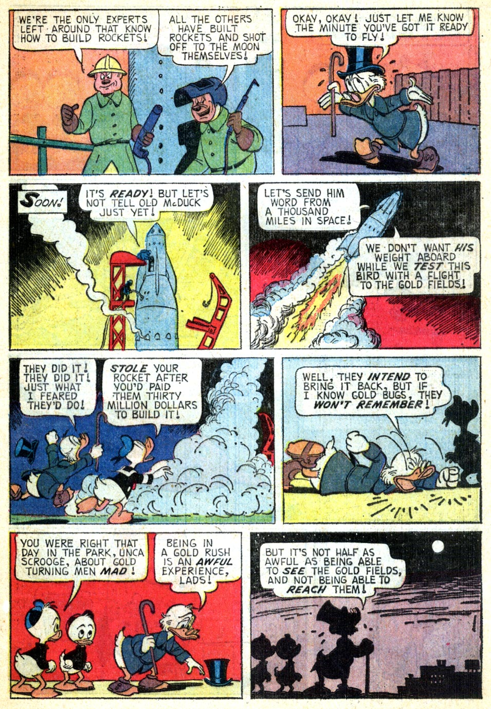 Uncle Scrooge (1953) Issue #49 #49 - English 8