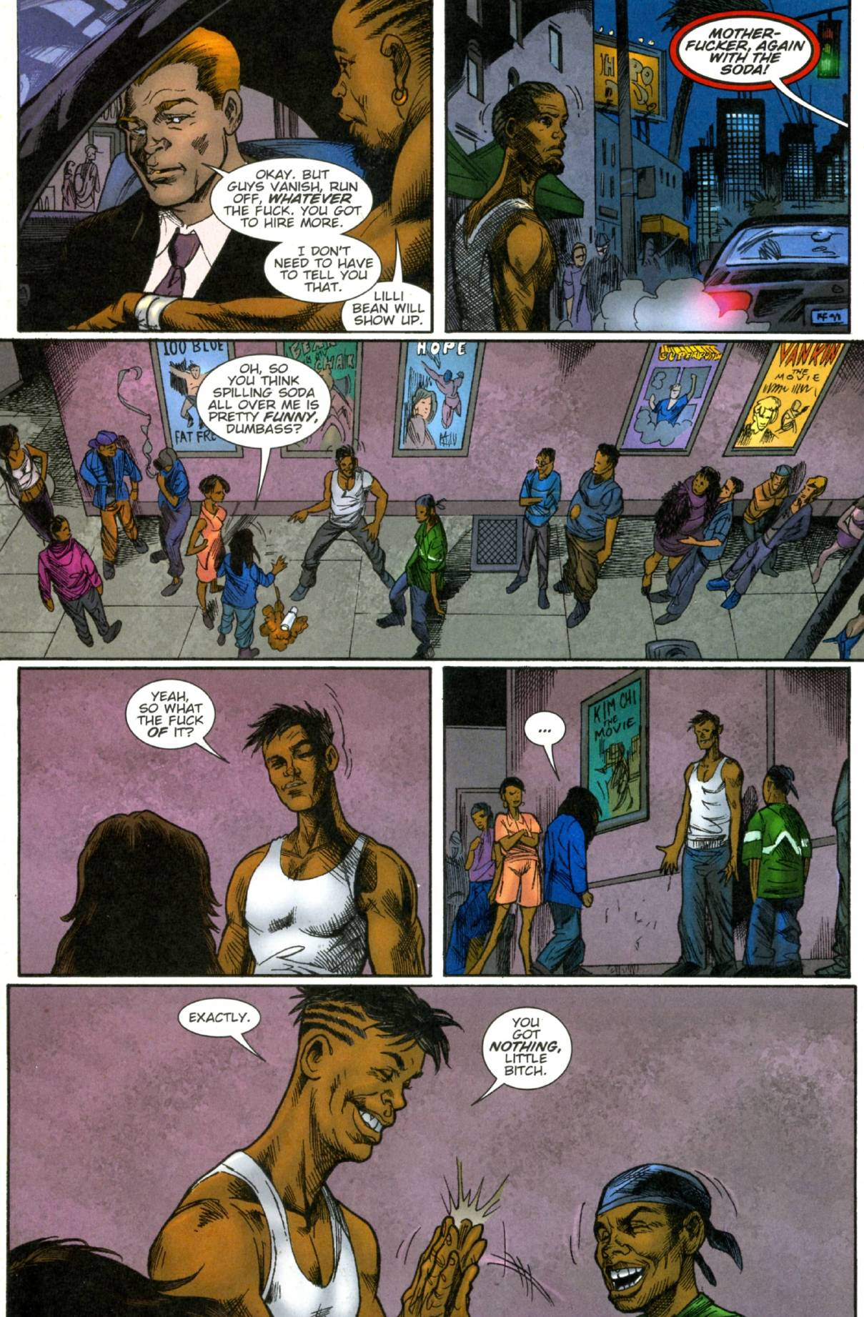 The Exterminators 19 Page 17